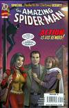 AMAZING SPIDER-MAN #583 OBAMA EDITION COVER A 1ST PRINT