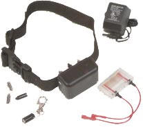 DT Systems 1125 DT Mini No-Bark Training Collar
