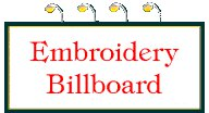Embroidery Billboard