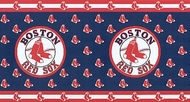 Boston Red Sox Wallpaper Border