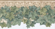 Die Cut Ivy Wallpaper Border
