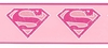 Supergirl Wallpaper Border YH1353b <br> CLEARANCE!! QUANTITIES LIMITED!!