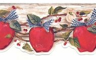 Apple Garland Wallpaper Border KBE12611b
