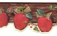Apple Garland Wallpaper Border KBE12613b