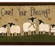 Count Your Blessings Wallpaper Border CN1177bd