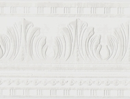 Paintable Moulding Wallpaper Border