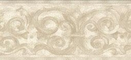Architectural Scroll Wallpaper Border
