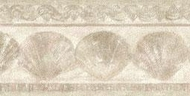 Seashells Wallpaper Border