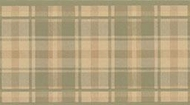 Plaid Wallpaper Border EQ104102b