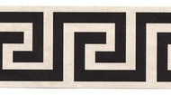 Greek Key Wallpaper Border SS75481