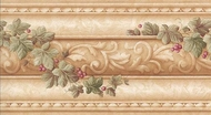 Architectural Wallpaper Border