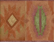 Southwest Indian Wallpaper Border