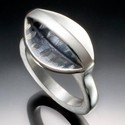 Split Ellipse Ring