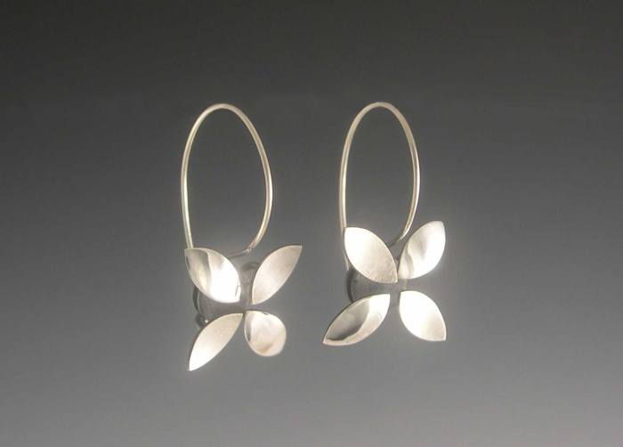 4 Leaf Earrings