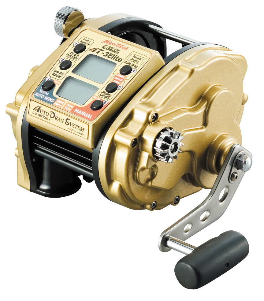 this era's most innovated reel,with full function of jigging, atc, Fishing Reels