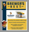 Brewer's Best Beer Making Kits<br>25% OFF