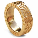 Ricketts Yard Band 22K Yellow Gold
