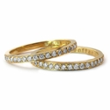 Band of Ones Eternity Band 18K Yellow Gold