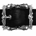 Glory Parish Buckle Sterling Silver