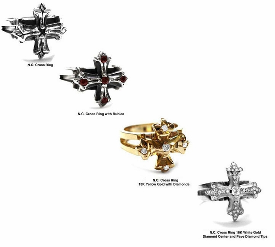 N.C. Cross Rings