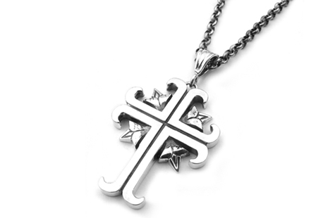 Medium O.G. & N.C. True Cross Pendant