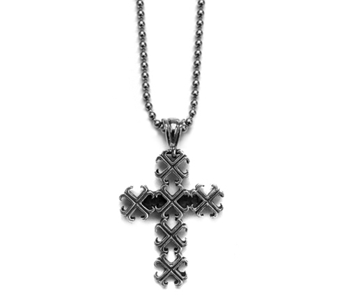 Mobsilver Medium O.G. Cross