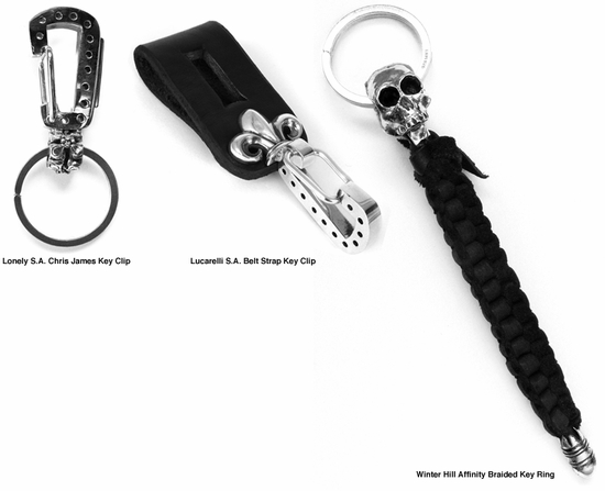 Key Clips and Rings