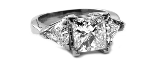 Little Nicky Engagement Ring