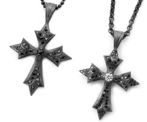 Medium N.C. True Cross Pendants