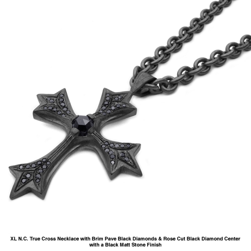 XL N.C. True Cross Necklace
