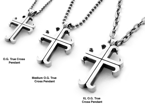 O.G. True Cross Pendants