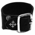 My Angels Leather Cuff