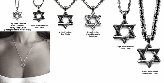 J Star Pendants