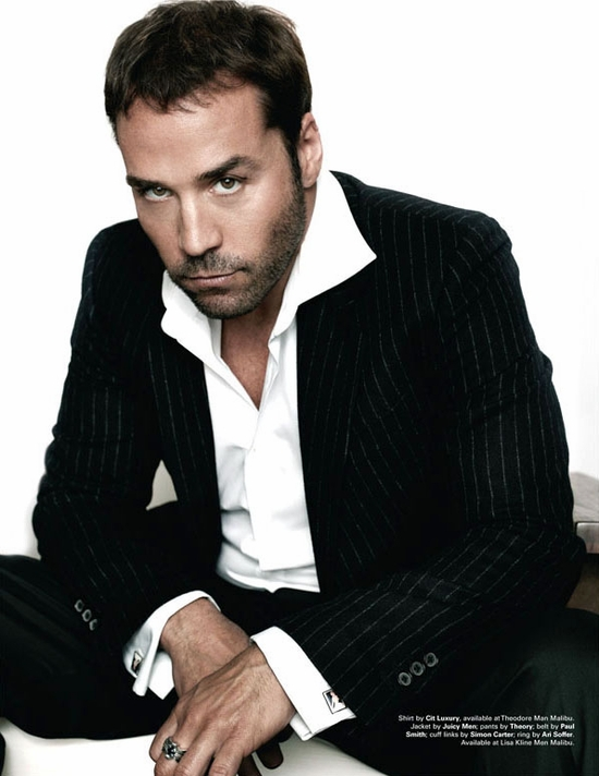 Jeremy Piven for Malibu Magazine