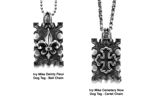 Ivy Mike Dog Tags