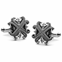 Medium O.G. & N.C. Badge Cufflinks