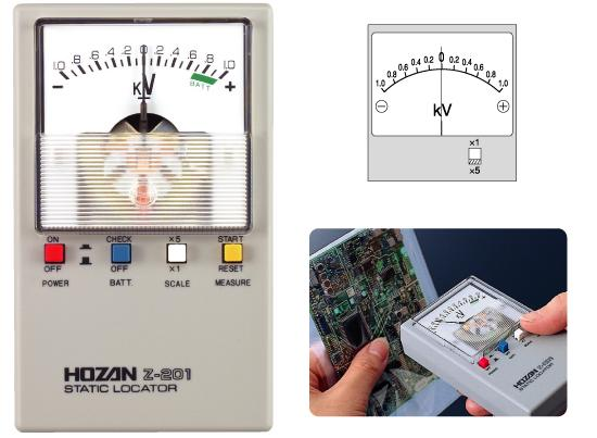 HOZAN Z-201 Static Locator