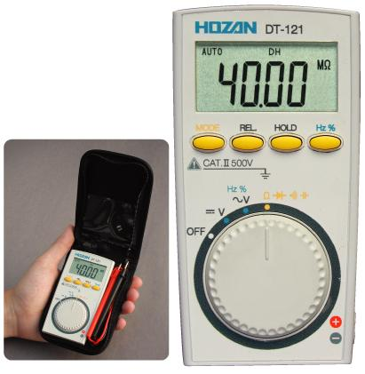 HOZAN DT-121 Digital Multimeter