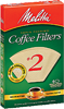 Natural Brown #2 Filters 40-count