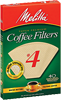 Natural Brown #4 Filters 40-count