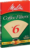 Natural Brown #6 Filters 40-count