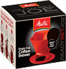 One-Cup Brew Cone  - Red
