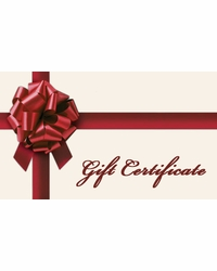 mixed chicks $75 gift certificate