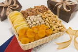 Fruit and Nut Basket