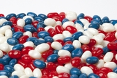 Patriotic Jelly belly (1 Pound Bag)