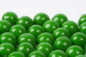 Green Gourmet Gumballs (14 Pound Case)