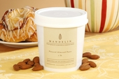 Natural Almond Paste (16oz Container)