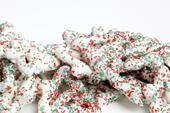 Christmas Tree Pretzels (14 oz Bag)