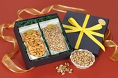 Giant Cashews/Turkish Pistachios Gift Box