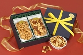 Giant Cashews/Superior Mixed Nuts Gift Box